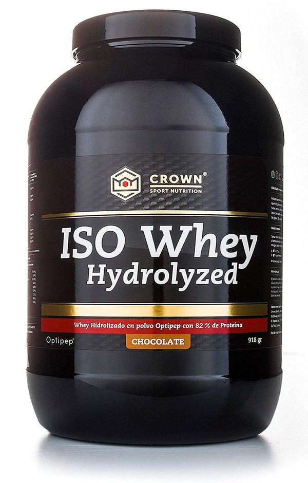ISO WHEY HYDROLYZED