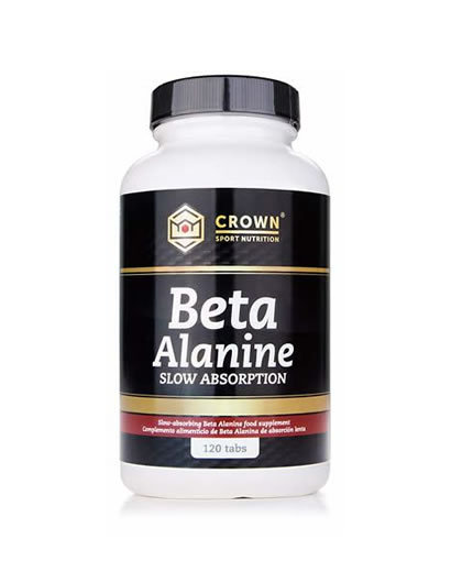 BETA ALANINE SLOW ABSORPTION