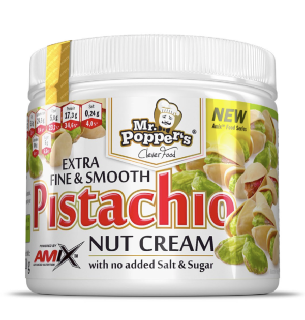 Pistacho Nut Cream